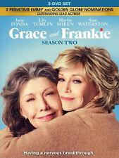GRACIA Y FRANKIE: SEASON 2 - DVD - Region 1