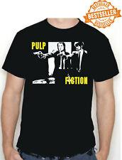 PULP FICTION T-Shirt / John Travolta / Samuel L Jackson / Movies / TV / All Size