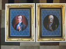 Vintage Disney ( Haunted Mansion - Master Gracey ) Collector's Poster Prints