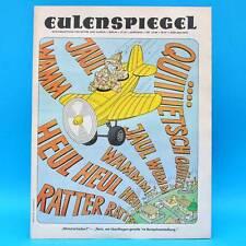 Eulenspiegel 33/1986 | DDR-Wochenzeitung für Satire und Humor | Geburtstag B