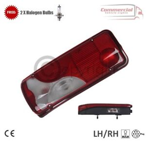 RH SCANIA REAR COMBINATION BULB TYPE TAIL LIGHT / LAMP FIT MOST TRAILERS & VANS