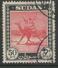 British Sudan, Used, #98-114, Cs/17, 1 Shown, Great Centering
