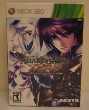 New! Record of Agarest War Zero [Limited Edition] (Microsoft Xbox 360, 2011)