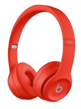 Beats by Dr. Dre Solo3 Wireless Headphones LIMITED EDITION - (PRODUCT) RED