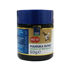Manuka Health MGO 100+ 50g Manuka Honey - 100% Pure New Zealand