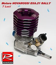 """Motore Engine Novarossi EXA.21 RALLY 7 luci Ports for per 1/8 GT """"CRAZY PRICE"""""""