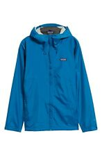 Men's 2X-Large PATAGONIA Torrentshell Rain Jacket #83802 BALKAN BLUE (BALB)
