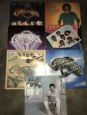 Commodores Lionel Richie Lp Lot Of 7 Records R&B Soul