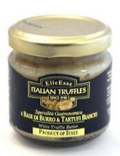 Trüffelbutter Trüffel Butter wei�Ÿe Alba Trüffel Premiumqualität 80g Glas Italien