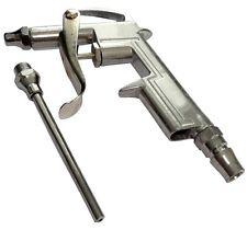 Soufflette pistolet avec embout bec rallonge air comprimé compresseur