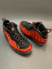 NIKE AIR FOAMPOSITE ONE [314996 610] PRO PENNY HARDAWAY METALLIC RED SZ 9.5