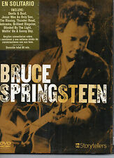BRUCE SPRINGSTEEN - VH1 Storytellers, DVD 2005 FRONT TAG IN SPANISH! RARE