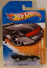 Hot Wheels 2011 Track Stars The Batman Batmobile #1/15 Long Card