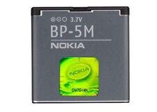Batería original bp-5m para Nokia 5610xm 5700xm 6110n 6220c 8600 luna 7390 accu