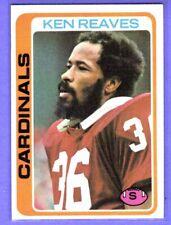 1978 Topps #64 Ken Reaves Cardinals