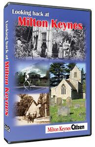 'Looking back at Milton Keynes' DVD Produced with The Milton Keynes Citizen
