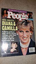 Selena Quintanilla Perez PEOPLE 11/6/95 magazine Lady Diana