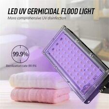 50W LED Home Lamp Light UVC Sterilizer Disinfection Ultraviolet Kill Bacterium