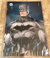 "Batman Limited Lithograph by Jim Lee - 11""x17"" - MegaCon 2018 Exclusive"