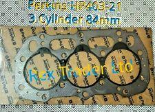 Perkins Head gasket 400,403-21.100 series 103-13,100-15, 3 cylinder 84mm bore