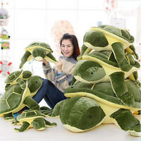 39'' Giant Huge Plush Tortoise Turtle Stuffed Animal Soft Toy Doll Pillow Gifts