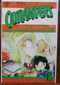 DarkHorse Comics Outlanders By John Manabe #13 Ungraded