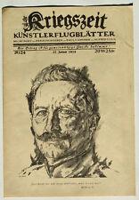 Erich Büttner Kaiser Wilhelm Franz Heckendorf Ostpreußen Königsberg Tannenberg