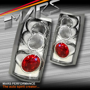 Crystal Altezza Tail Lights for Holden Commodore HSV VT VX VU VY VZ Ute Wagon