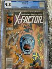 X Factor 6 CGC 9.8 White Pages 1st Full Appearance Apocalypse RARE Newsstand