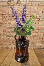50s GERMAN CERAMIC BODENVASE ART POTTERY Mid Century Vintage Vase CARSTENS
