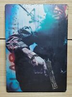 Call of Duty: Black Ops Hardened Edition Steelbook (Xbox 360) Game Manual & Case