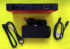 Lenovo ThinkPad Thunderbolt 3 Docking Station Gen 2 135W Dock (40AN0135US)