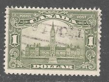 CANADA STAMP #159 PARLIAMENT 1929 USED