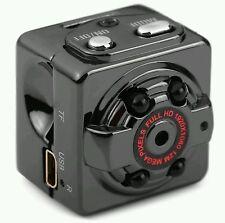 HD 1080P Mini Night Vision Camcorder DV/DVR Hidden Spy Camera Pinhole Web Cam