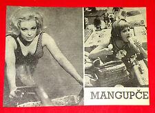 LA RAGAZZOLA 1965 SEXY AGNES SPAAK GIULIANO GEMMA ORLANDINI EXYU MOVIE PROGRAM