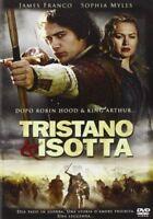 TRISTANO E ISOTTA JAMES FRANCO DVD