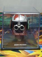 Star Wars Helmet Collection Anakin's Pod Racer Replica Helmet Deagostini 2018
