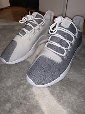 Adidas Tubular Shadow Knit Men's Running Training Shoes Gray 118431296 Size 11