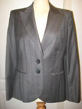 Woolen Waist Length Business Blazers for Women