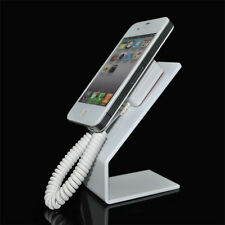 5x Aluminum Cell Phone Anti-theft Display Stands Mobile dummy Holder Spring