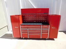 USED, SNAP ON TOOLS, REPLICA / SCALED TOOL BOX SET , 4 PC'S, ONE SET, CHECK PICS