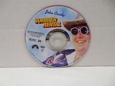 Summer Rental DVD Comedy Movie NO CASE John Candy Joey Lawrence Vacation Home