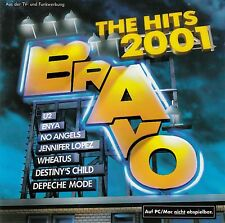 BRAVO - THE HITS 2001 / 2 CD-SET