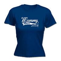 Funny Novelty Tops T-Shirt Womens tee TShirt - 2018 Mummy Since