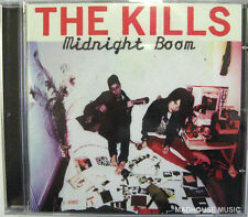 The KILLS CD Midnight Boom album 2008 SEALED on DOMINO NEW !