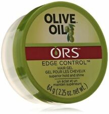 Organic Root Stimulator Olive Oil Edge Control Hair Gel 2.25 Oz