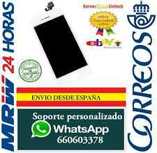 PANTALLA COMPLETA TACTIL LCD PARA IPHONE 5 CRISTAL RETINA DIGITALIZADOR / BLANCA