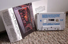 JOHNNY KNORR ORCHESTRA Live At Centennial Terrace cassette-tape 1986 Toledo OHIO
