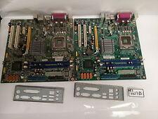 - LOT OF 2 IBM&Lenovo G31T-LM2 motherboard Socket 775 DDR2 Intel G31 WITH I/O