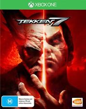 Tekken 7 Xbox One FAST AND FREE POSTAGE